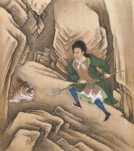 1728年訛言書籍事件,令雍正決定出面闢謠,最後失敗收場。圖為雍正像。 北京故宮博物院典藏、圖/維基共享