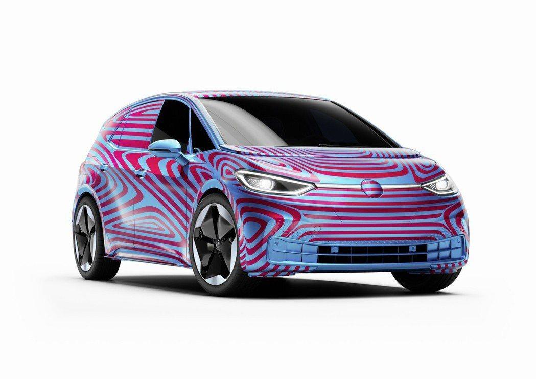 限量三萬台的Volkswagen ID.3 1ST售價將不會超過40,000歐元...