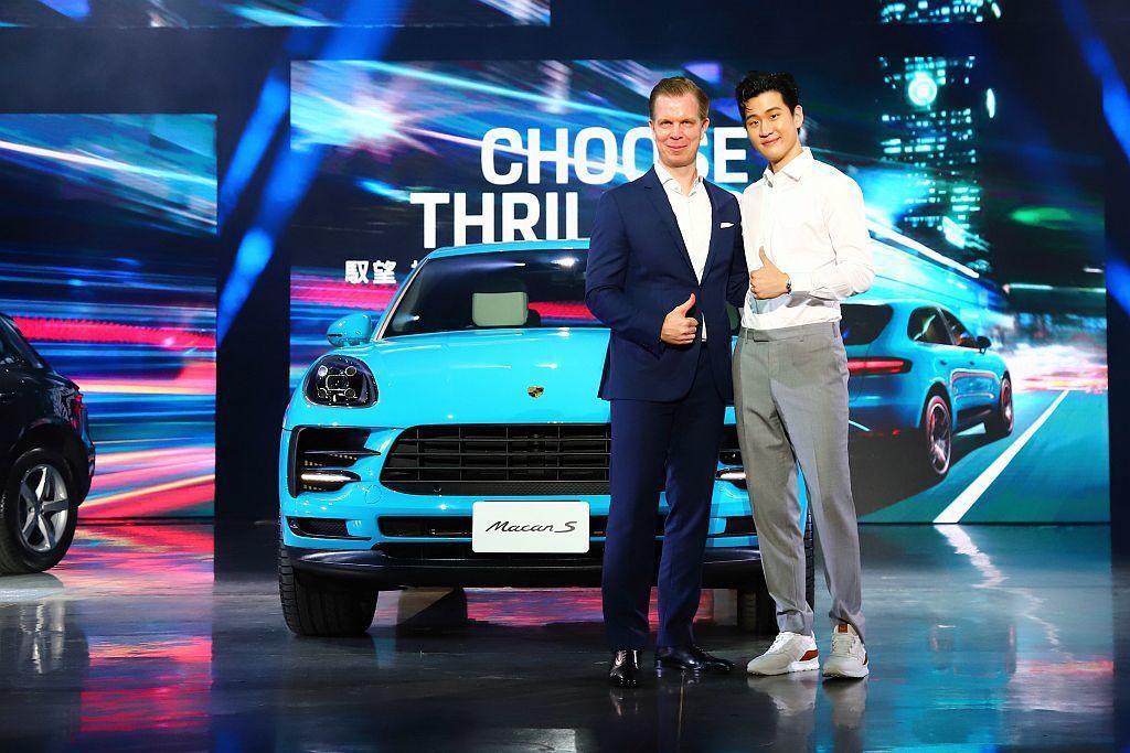 小改款保時捷Macan車系正式在台發表上市,售價分別為Macan台幣275萬元起...