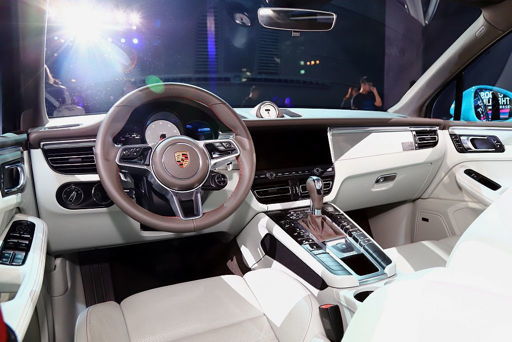小改款保時捷Macan具備Porsche Advanced Cockpit保時捷...