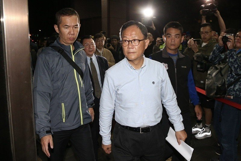 國民黨台北市長參選人丁守中,在去年選舉落幕後,旋即提起選舉無效訴訟。 圖/聯合報...