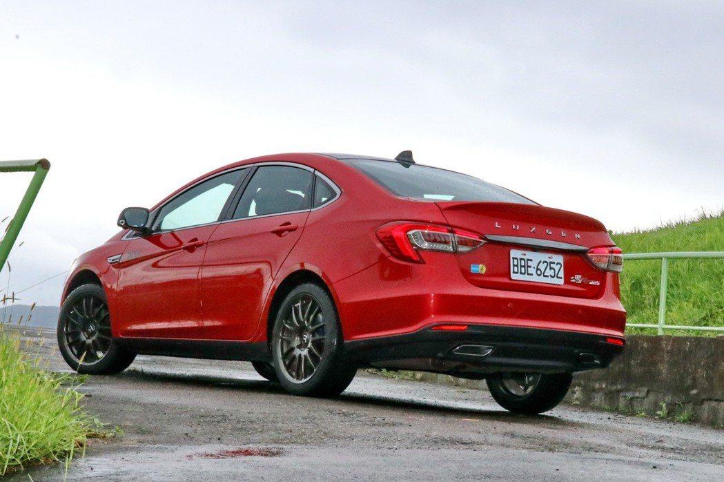 LUXGEN S5 GT225以性能為方向,希望在國產四門房車注入不同元素。 記...