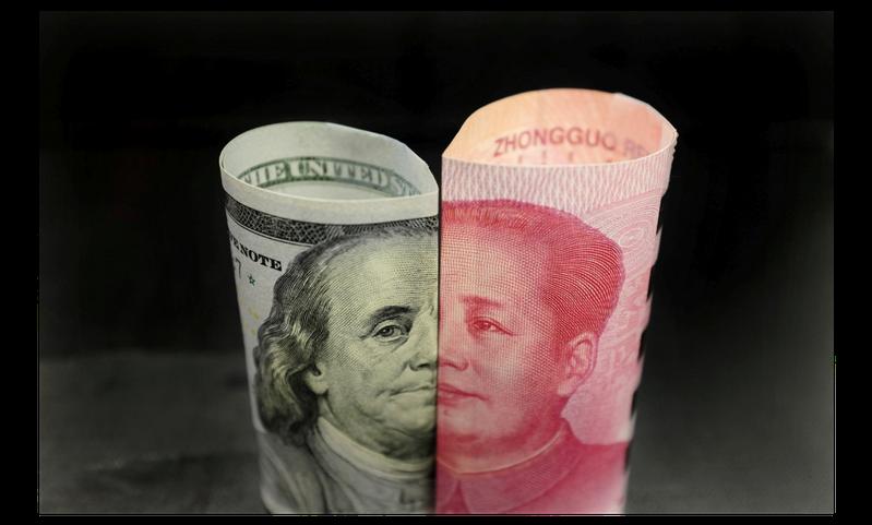 中美貿易戰。(路透)