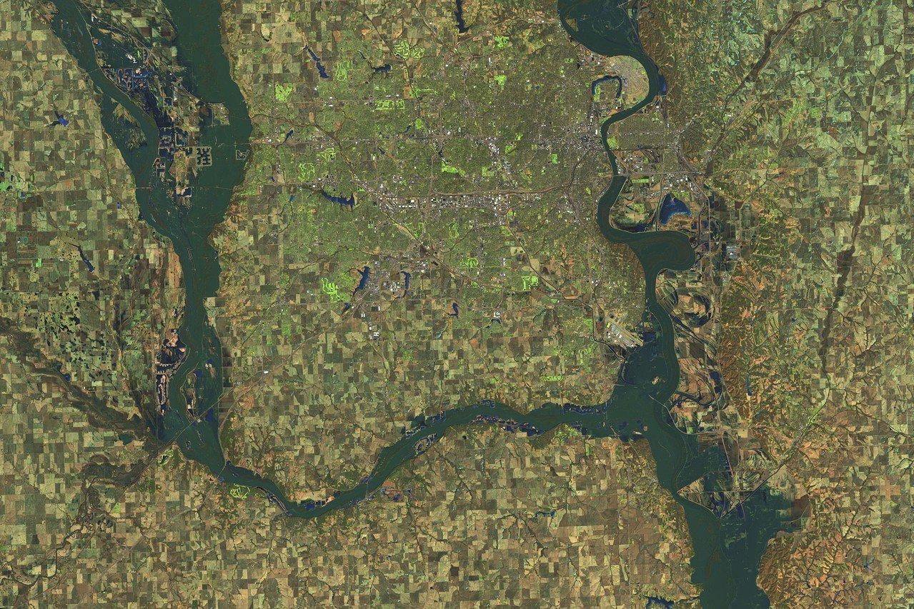 世界自然基金會的新研究指出,全球目前僅三分之一的河川仍自由流動。美聯社