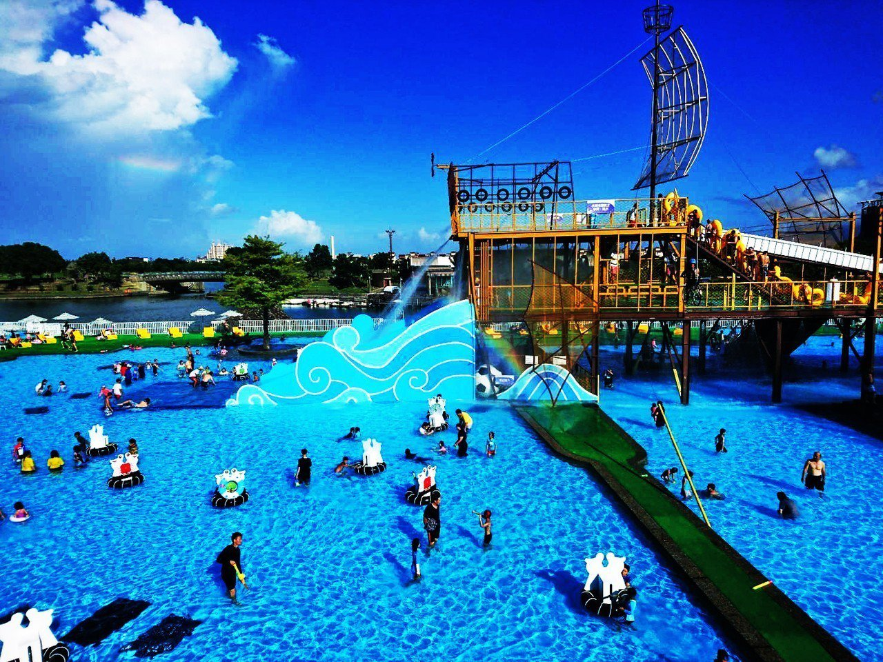 2019宜蘭國際童玩藝術節7月6日到8月18日要在冬山河親水公園登場,預售票要開...