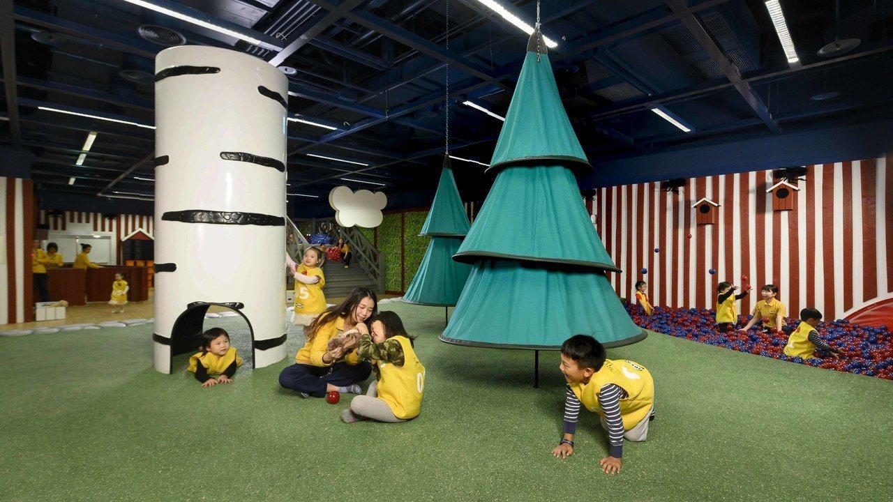 IKEA新店店擁有北台灣唯一原裝進口北歐風格兒童遊戲室-斯莫蘭(SMÅLAND)...