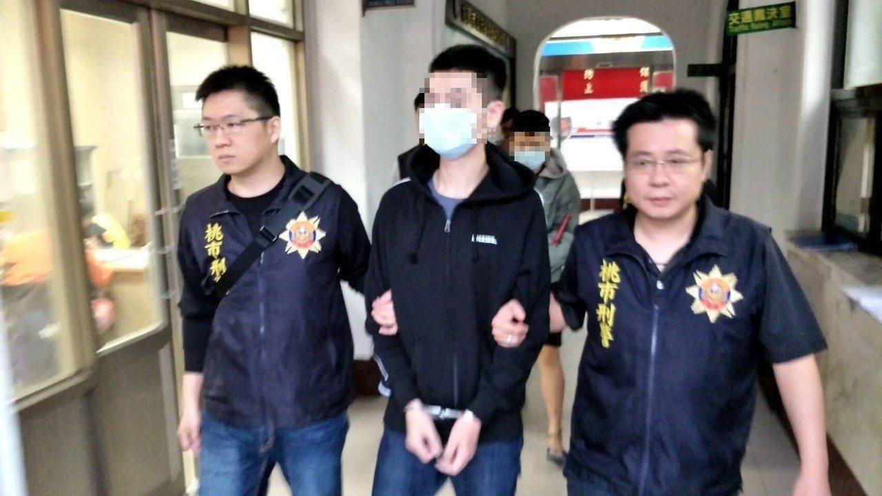 黃男涉嫌砍死何姓馬伕,遭法院依殺人罪嫌收押禁見。圖/聯合報系資料照