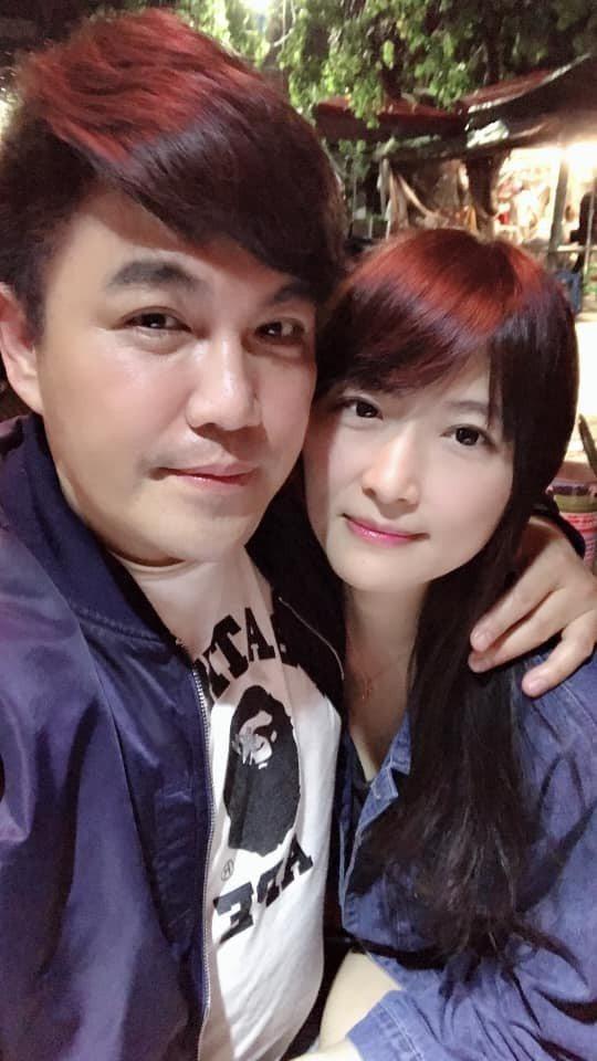 單身許久的林智賢終於找到對象了,兩人至今交往剛好滿1年。圖/林智賢臉書