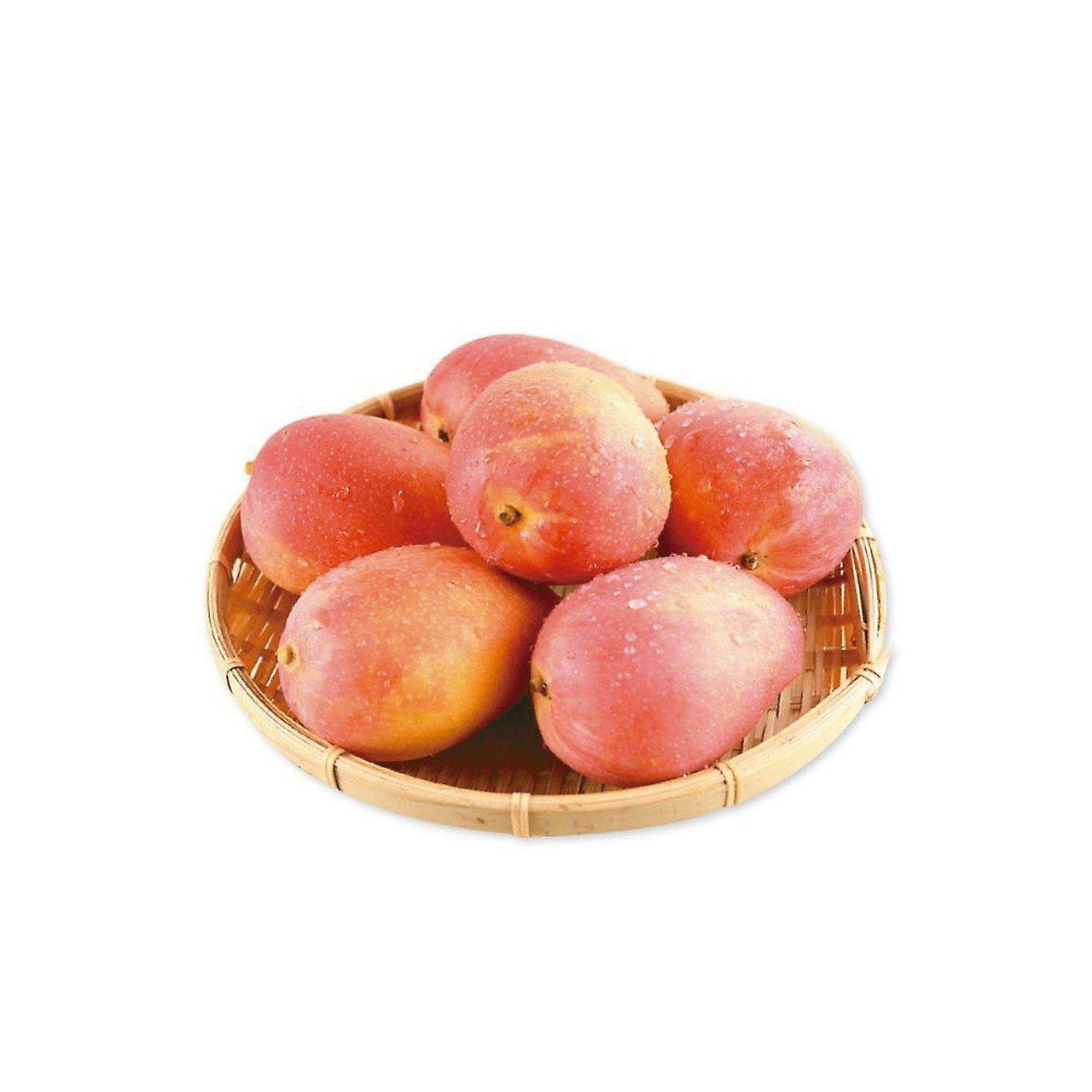 水蜜桃芒果禮盒售價950元。 圖/愛買提供