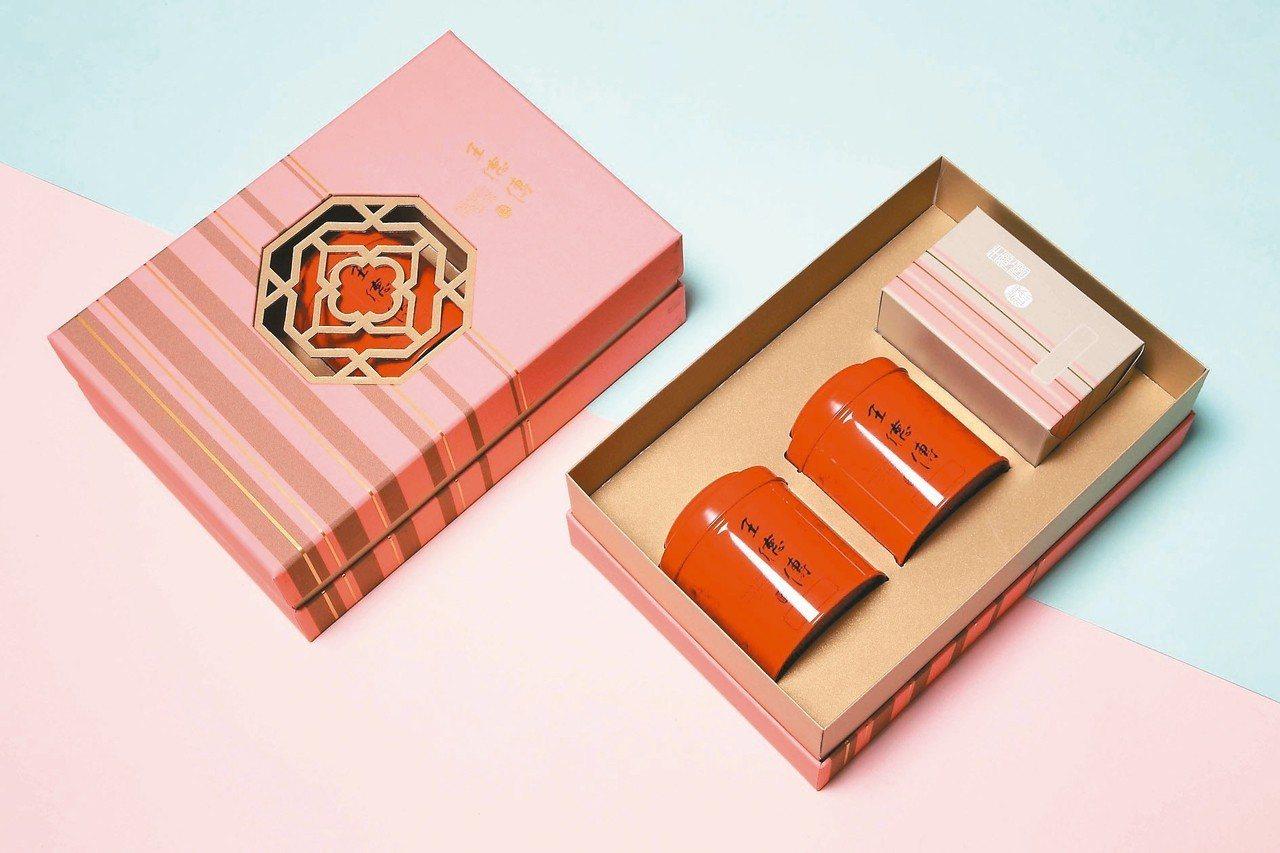 王德傳「好事近─美好禮盒」,原價2,280元、端午價1,980元。 圖/王德傳提...