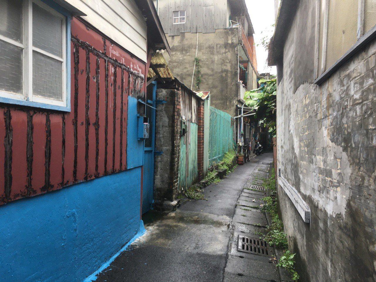 台北市社子島禁建長達半世紀。記者張世杰/攝影