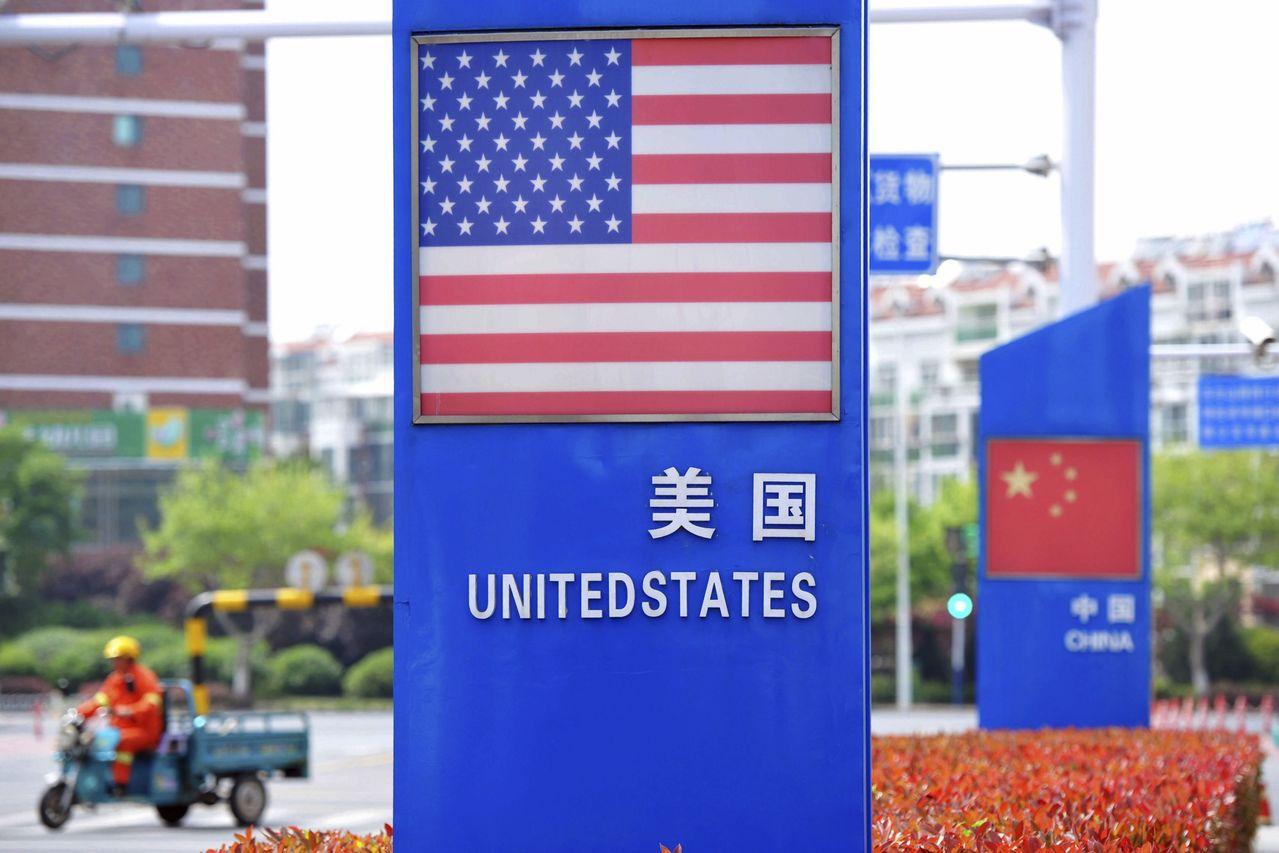 美中貿易衝突升高,經濟部國際貿易局表示,遭查獲疑似洗產地的情況有增加趨勢。 (美...