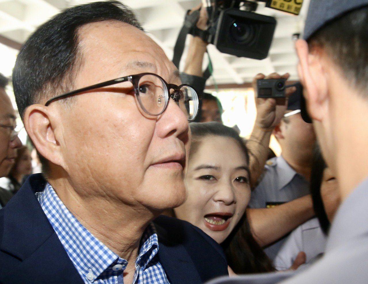 丁守中提起選舉無效訴訟,台北地院今天判其敗訴。 記者林伯東/攝影