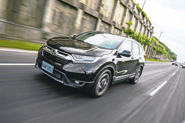 一如旗下主力Honda CR-V的勢如破竹,Honda Taiwan在4月迅速邁...
