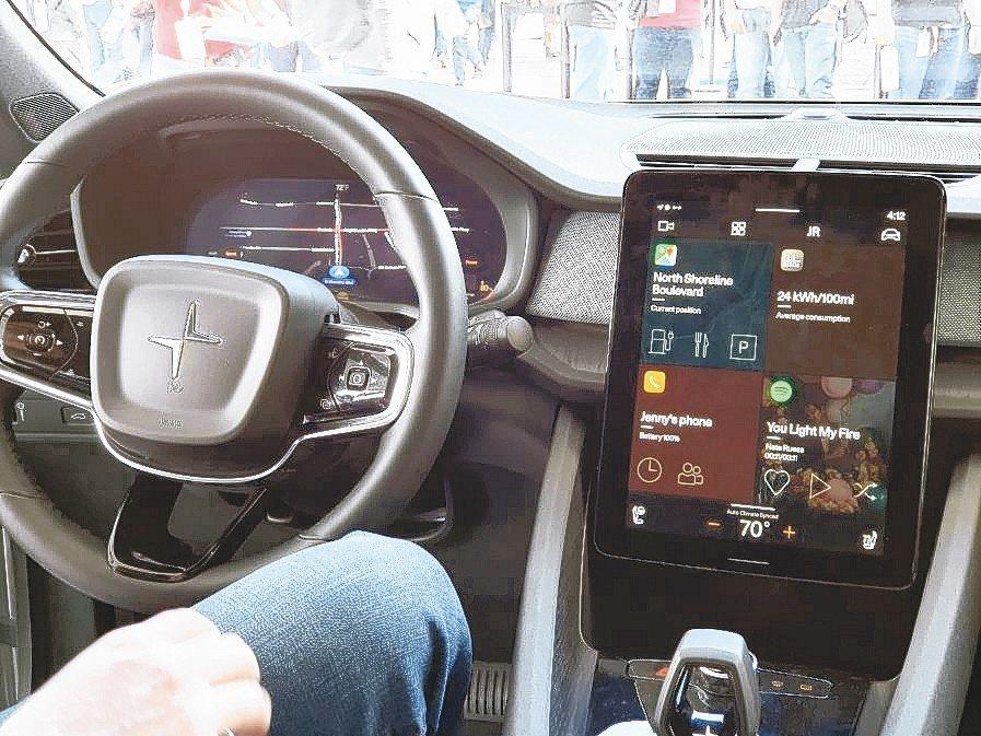 Google搶攻車聯網市場,推出車用Android Automotive作業系統...