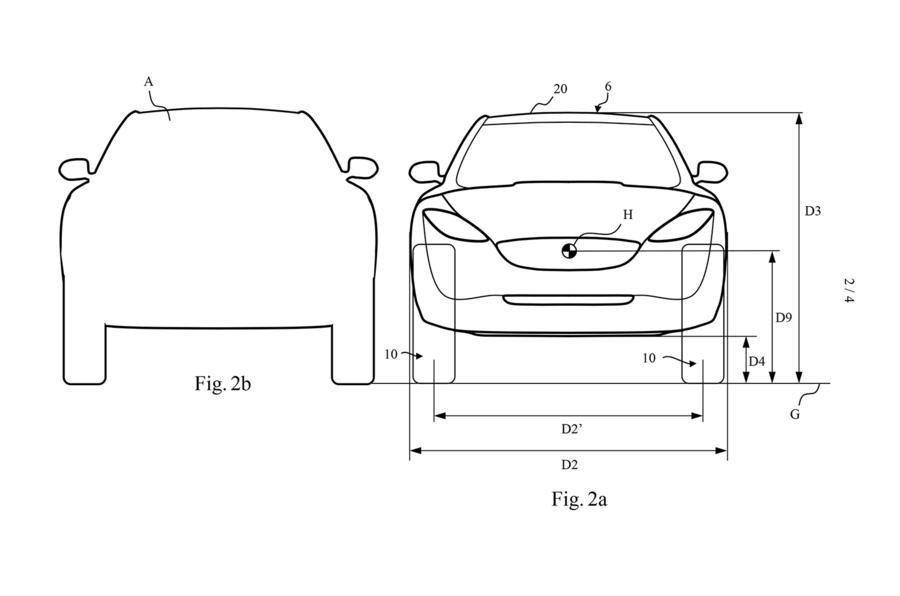Dyson首部電動車看起來似乎是款純電休旅。 摘自Dyson