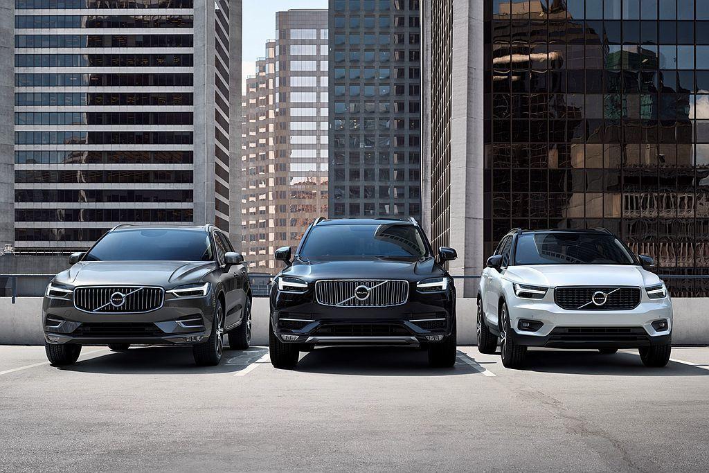 Volvo Cars旗下最熱銷的依舊是XC60休旅車,其次為XC40再來是XC9...