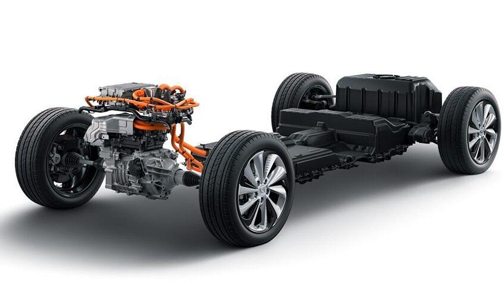 Honda汽車已著手研發新「Honda Architecture」架構,可大幅提...