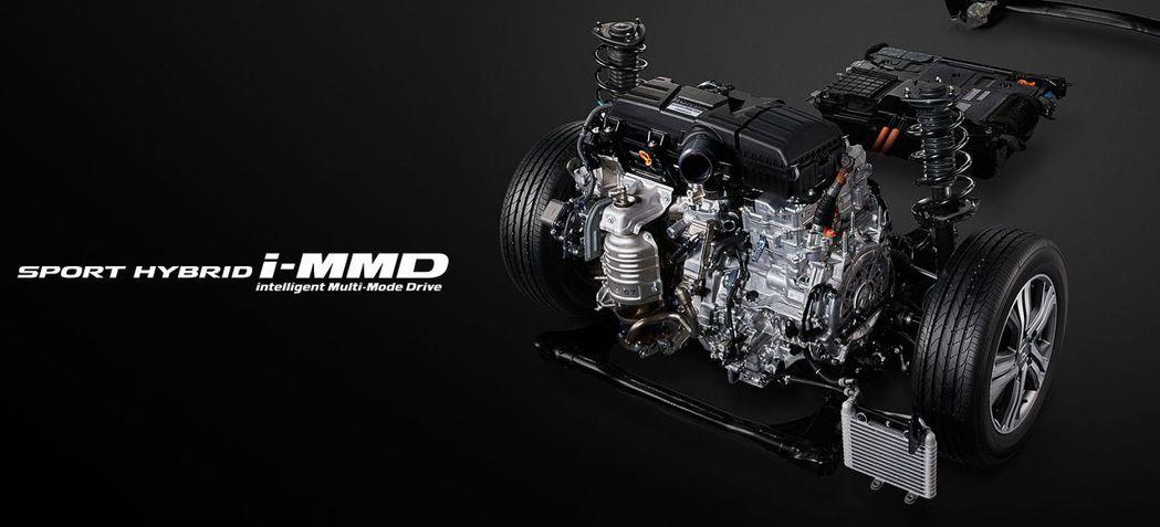 Honda汽車確定擴大配置i-MMD Hybrid System複合動力系統,預...