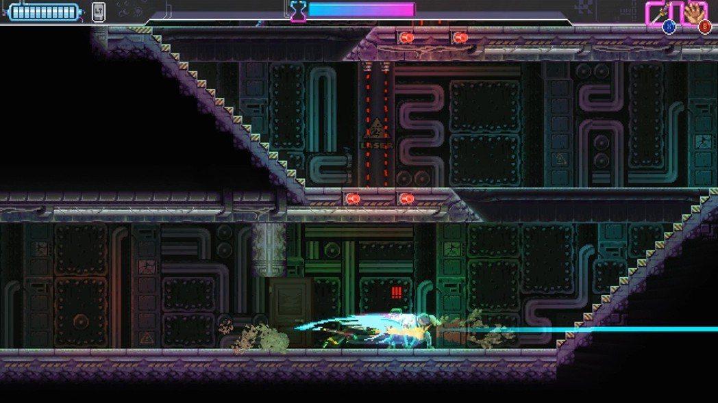 玩家所操縱的主角是個使用武士刀,擁有高超武術與驚人速度的劍客。