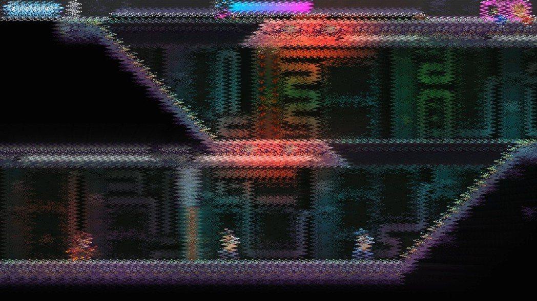 遊戲使用了很多讓畫面扭曲、抖動、震動的效果,刻意營造出一種在看錄影帶的感覺,但感...