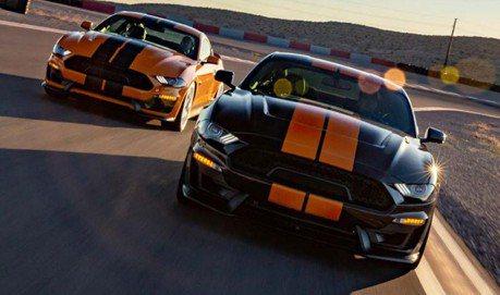 600匹馬力Mustang野馬開起來夠爽嗎?租一台試試吧!