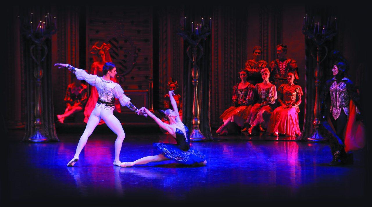 聖彼得堡芭蕾舞團8月即將登台演出,圖/聯合數位文創提供