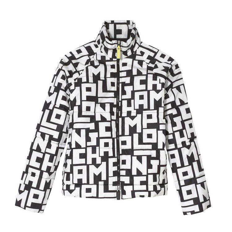 LGP系列夾克外套,售價22,100元。圖/LONGCHAMP提供