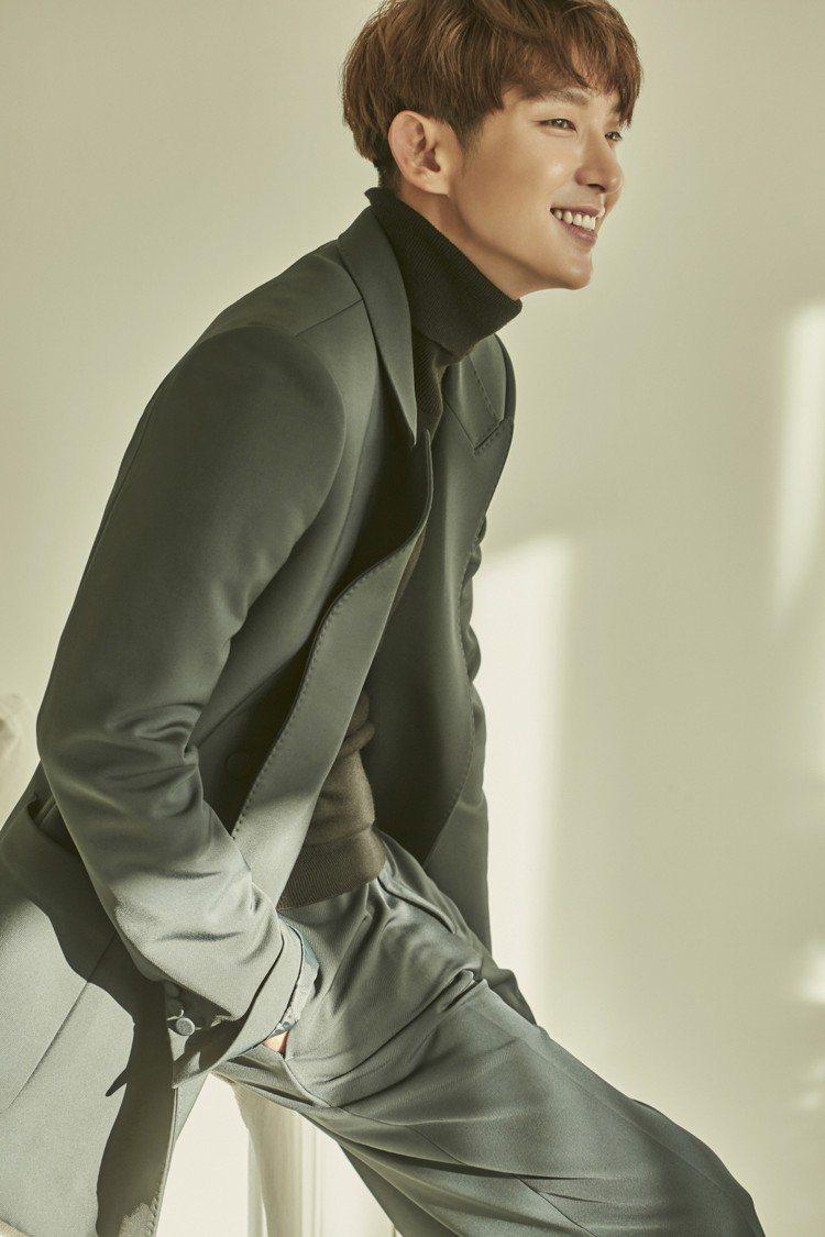 李準基將於5月15日抵台,出席LONGCHAMP的LGP系列上市活動。圖/Nam...