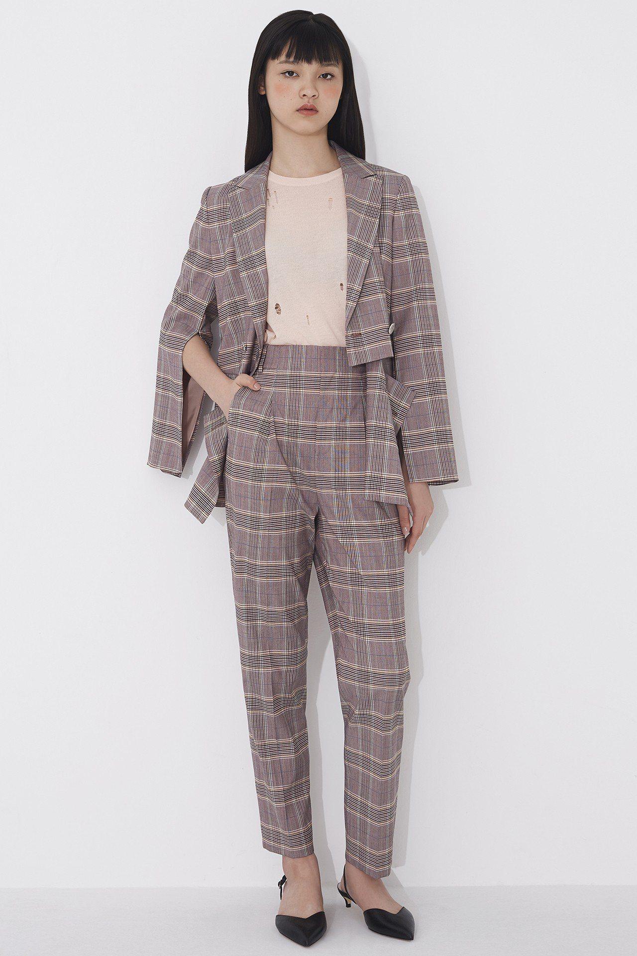 PortsPURE造型西裝外套,售價25,800元。圖/微風精品提供
