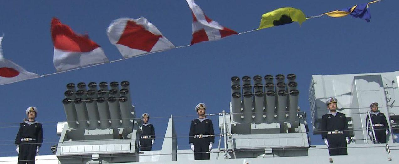 052D「西寧艦」上的武器系統。 圖/取自網路
