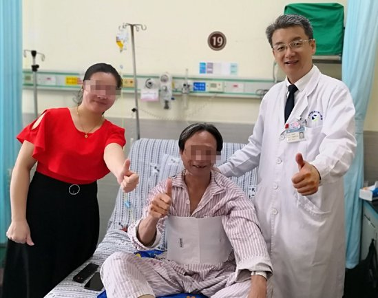 63歲老伯胃痛半年就醫 卻發現罹早期肺癌