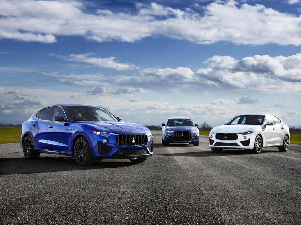 Maserati未來不會輕易內燃機動力。 摘自Maserati