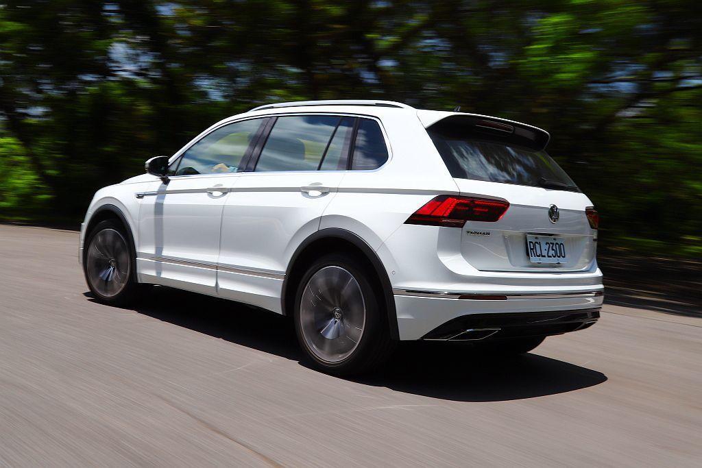 新年式福斯Tiguan休旅車除取消入門1.4L渦輪動力外,今年3月再追加IQ.D...