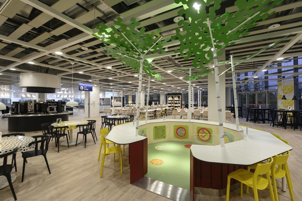 IKEA新店店貼心打造多項親子友善服務,讓IKEA新店店成為遛小孩或假日休閒的好...