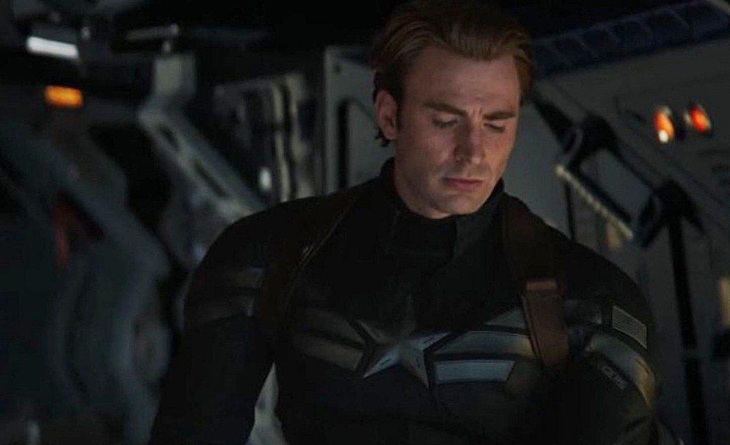 「美國隊長」克里斯伊凡。圖/迪士尼提供