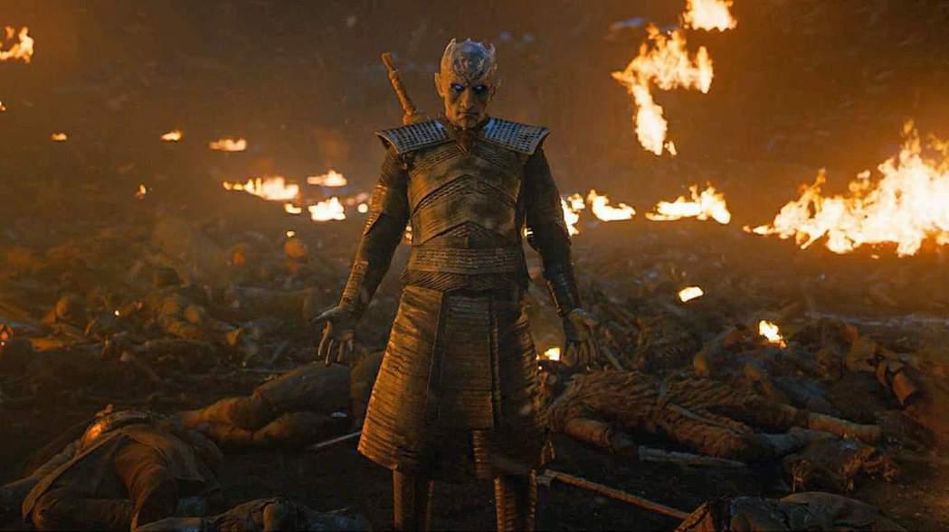 「冰與火之歌:權力遊戲」最終季場面浩大無與倫比,不少觀眾卻吝於好評。圖/HBO提