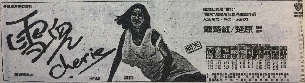翻攝自民國74年自立晚報
