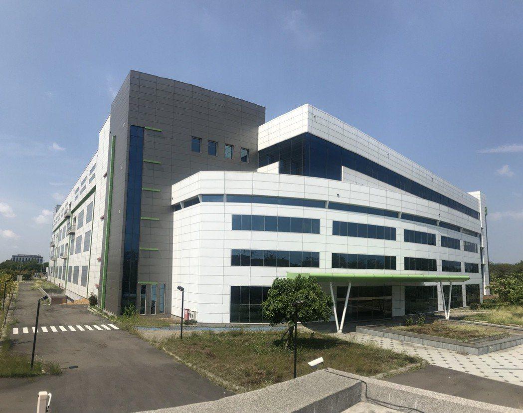 益通光能台南科學園區萬坪廠房公開標售 圖/第一太平戴維斯提供
