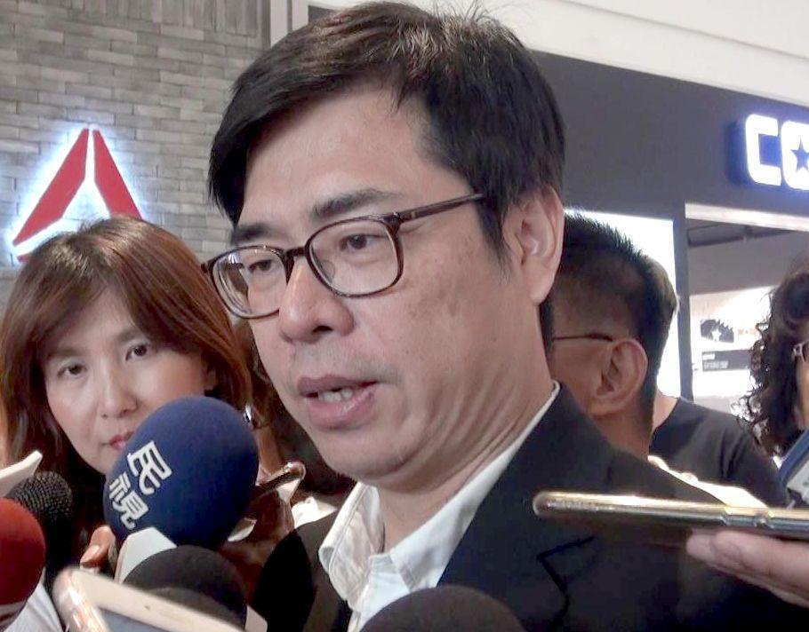 行政院副院長陳其邁。記者楊濡嘉/攝影