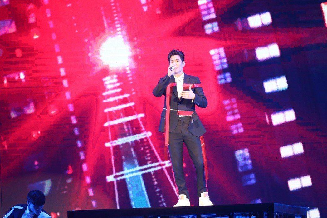 周興哲展開「你,好不好」亞洲巡演。記者葉信菉/攝影