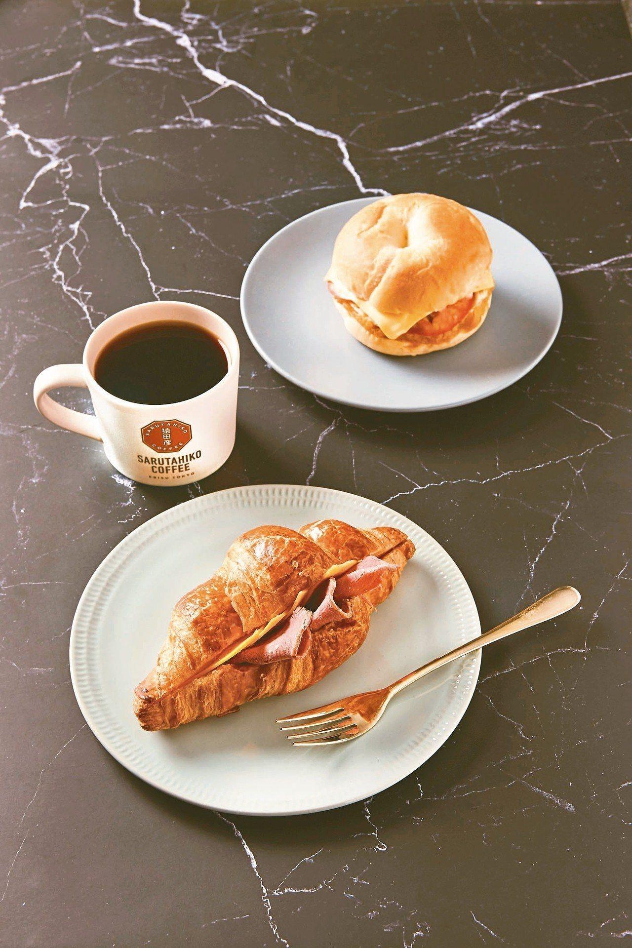 猿田彥珈琲台北南西店即日起推出初夏早午餐。 圖/誠品生活提供