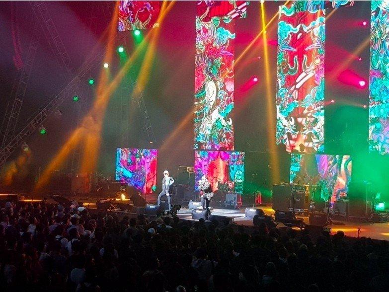 台北流行音樂中心6千人表演聽上個月舉行1400人的測試演出,文化部建議北市府文化...