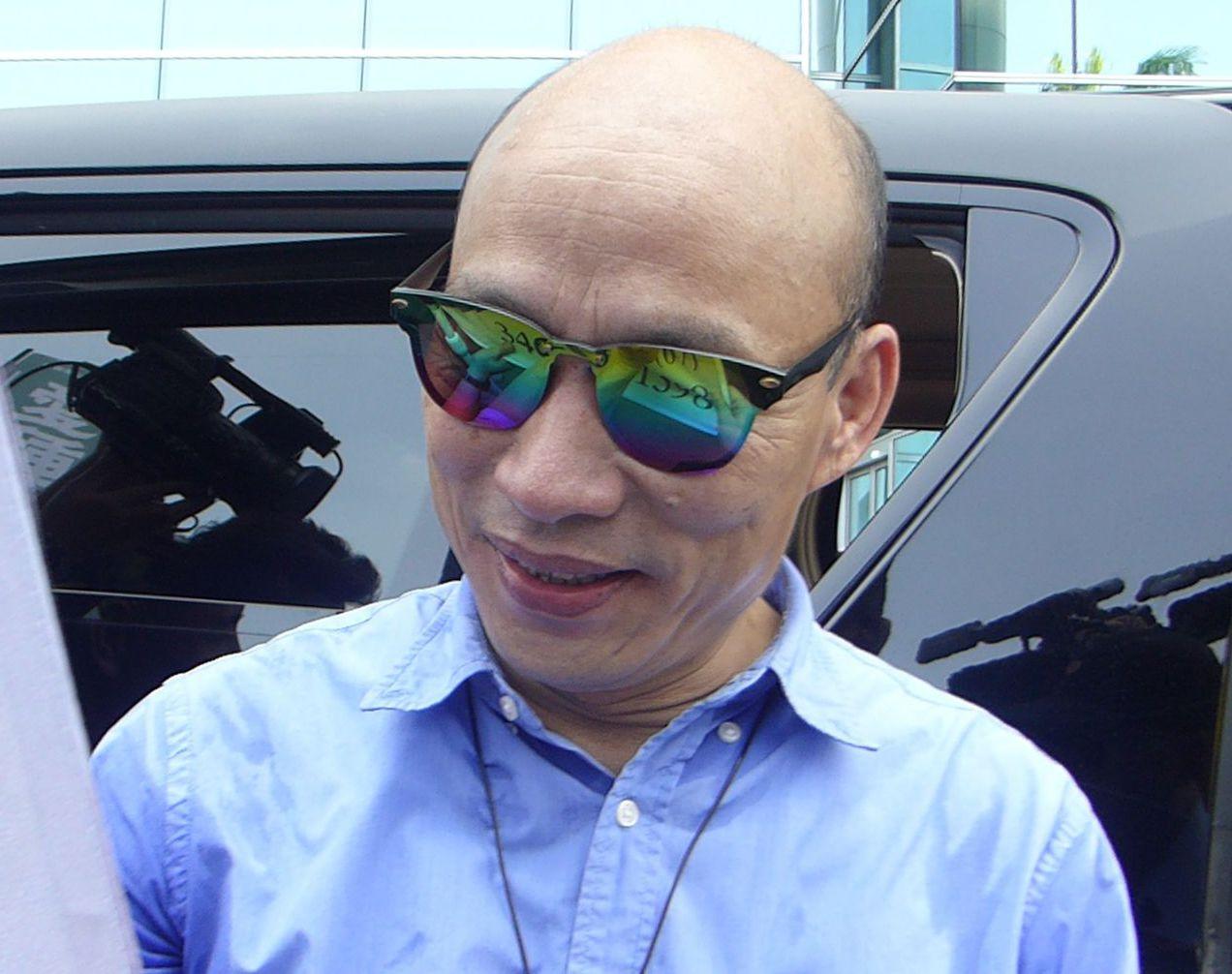 市長應管決策性大方向的問題。圖為高雄市長韓國瑜。 記者楊濡嘉/攝影
