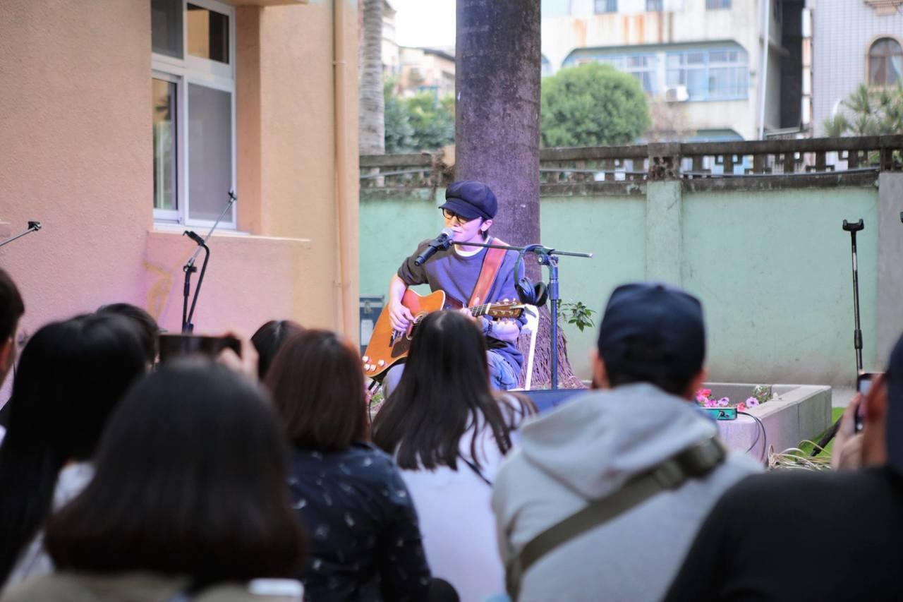 屏東職人町不定時舉辦活動,像是3月初舉辦職人音樂祭。圖/摘自屏東縣職人町粉絲專頁