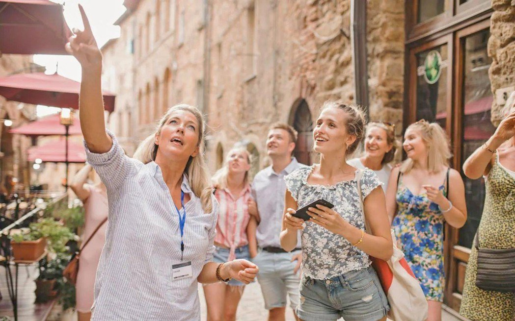 團體自由行兼具團體旅遊的安全感及自由行的樂趣。典藏旅遊/提供