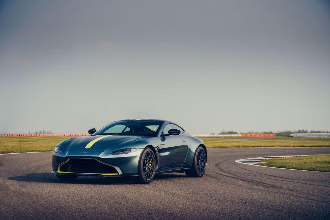 Aston Martin Vantage AMR。 摘自Aston Martin