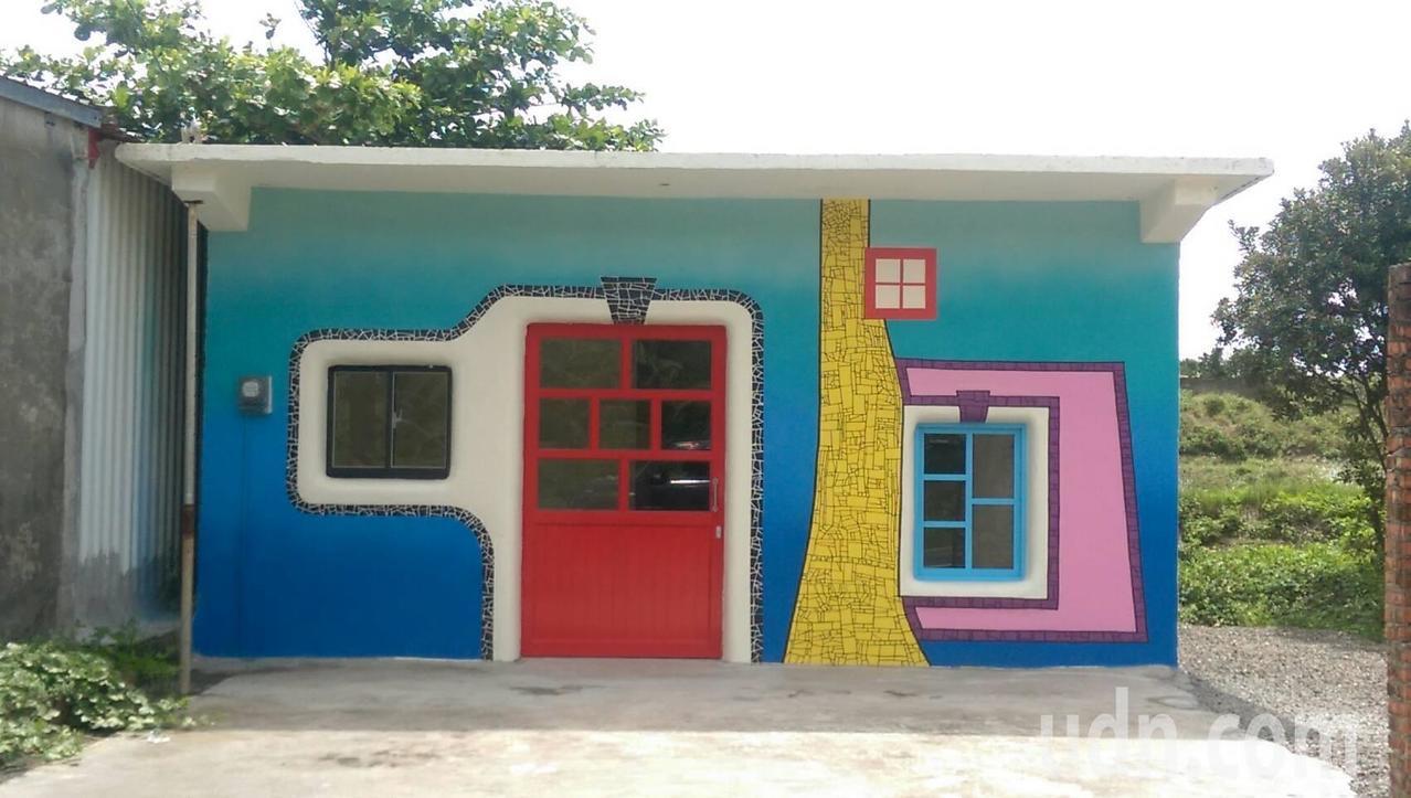 台東達仁鄉南田部落社區發展協會,為了創造部落觀光亮點,以及閒置房屋的再利用,從4...