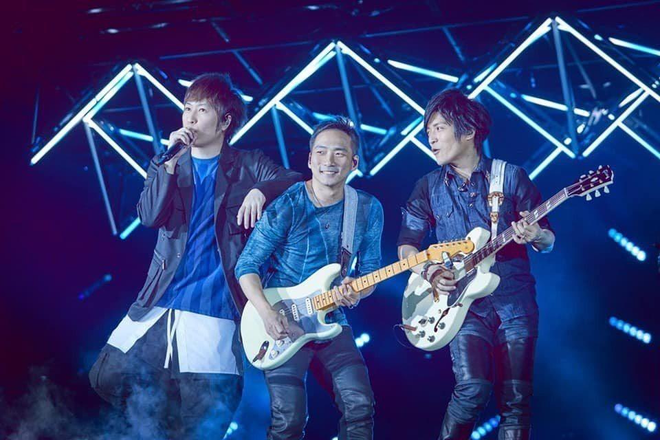 五月天在香港連開6場演唱會。圖/相信音樂提供