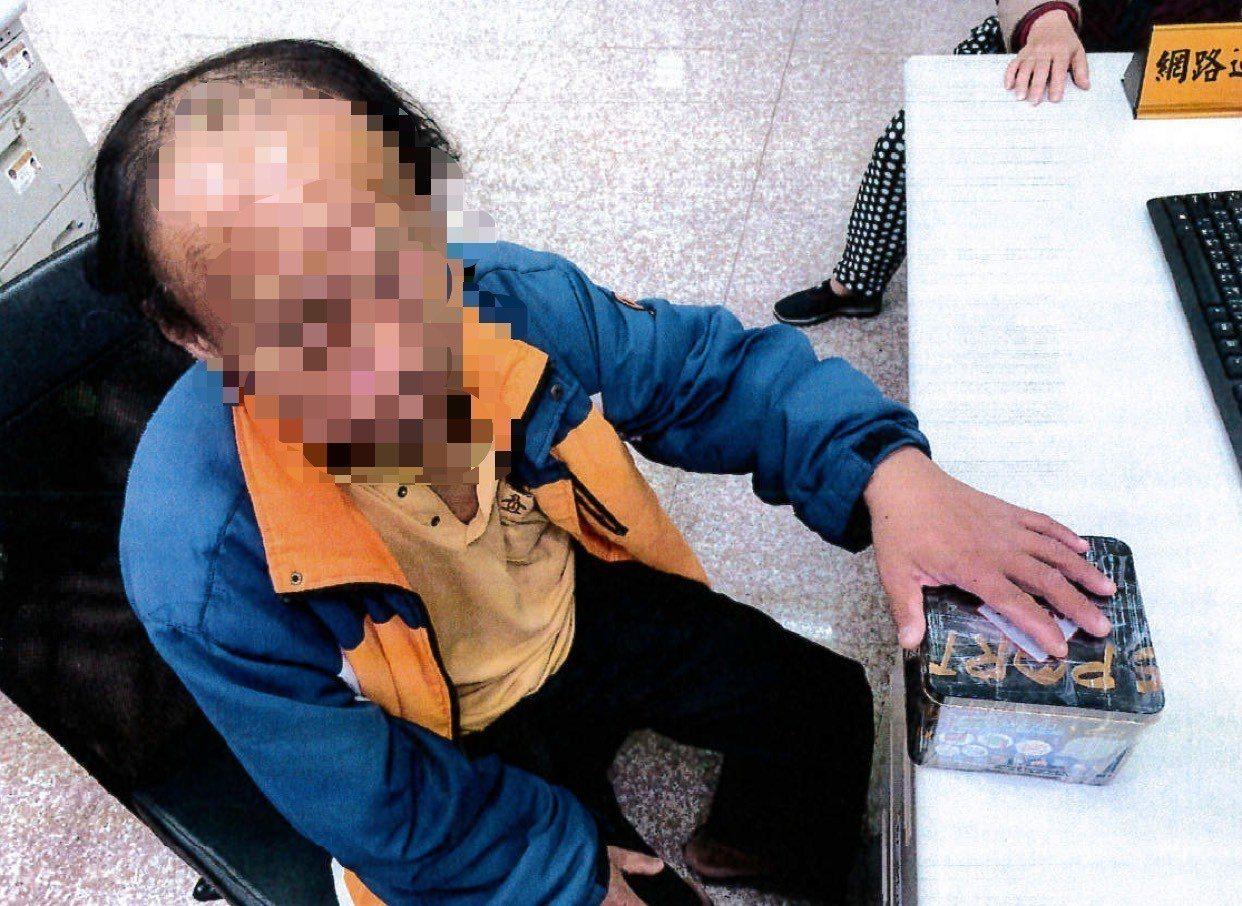 林男到案後坦承犯案,並歸還竊得的3項商品。記者柯毓庭/翻攝